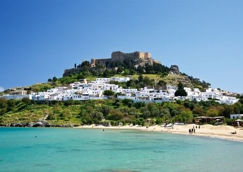 Best Places Lindos Rhodes