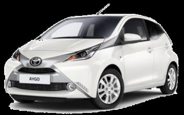 Rent Toyota Aygo