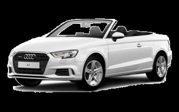 Rent Audi A3 Cabrio